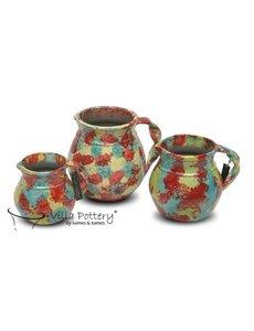 Villa Pottery  Kan - Pot Florida