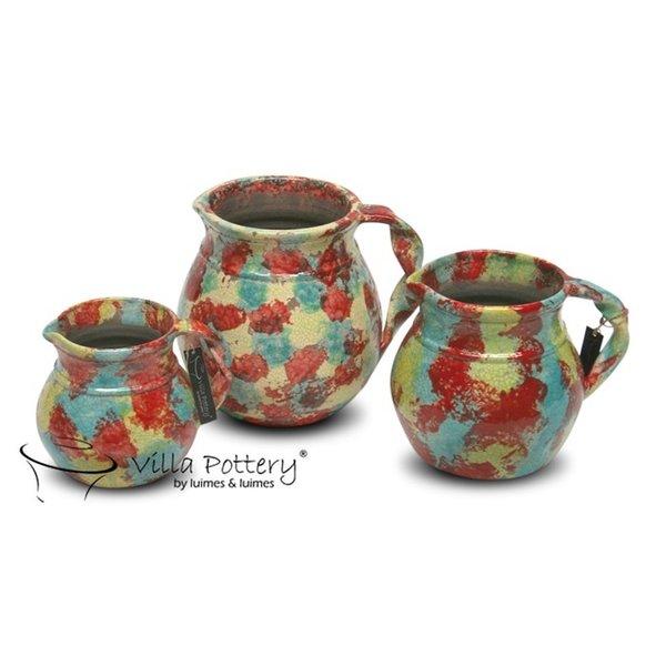 Villa Pottery  Kan - BloemPot - Vaas Florida