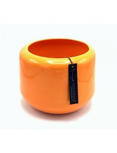 Villa Pottery  Oranje pot Kopenhagen 21x22