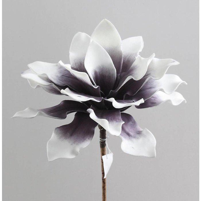 Villa Pottery  Bloem Chantal 1-4 Purple White