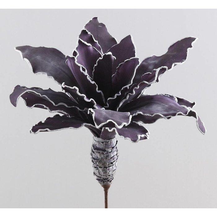 Villa Pottery  Bloem Chantal 2-2 Purple