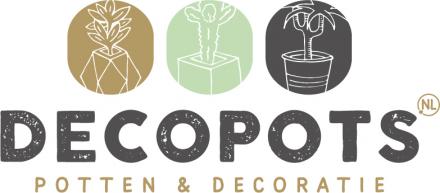 Keramische bloempotten, vazen & decoratie koop je bij Decopots! - Decopots.nl