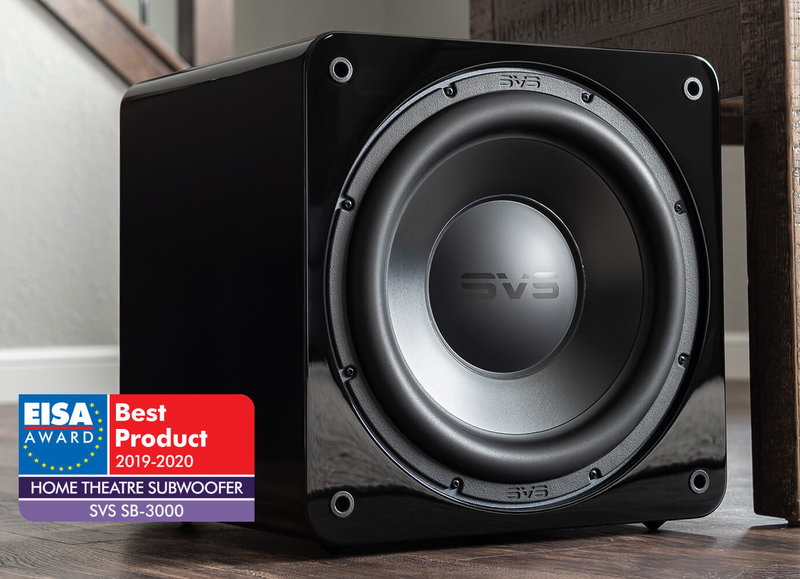 SVS Sound R-evolution