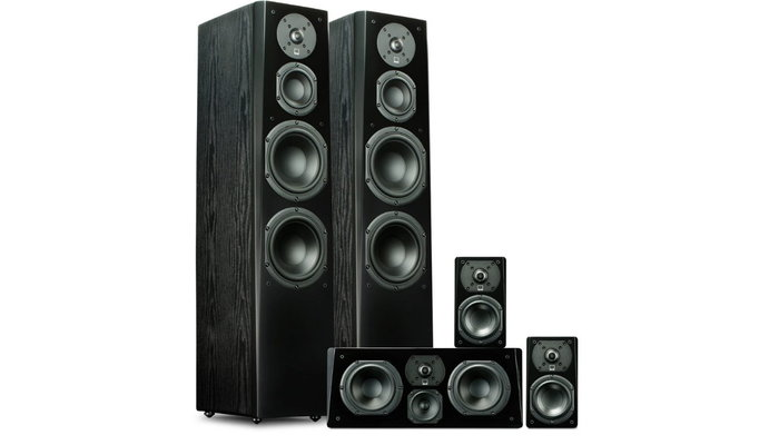 SVS Prime Tower Surround Systeem