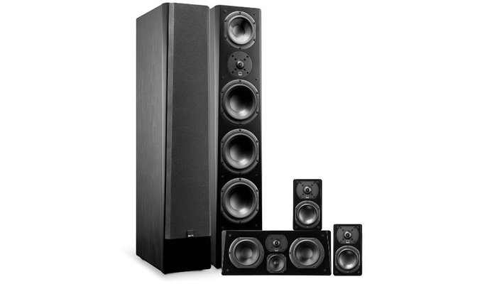 SVS Prime Pinnacle Surround Systeem