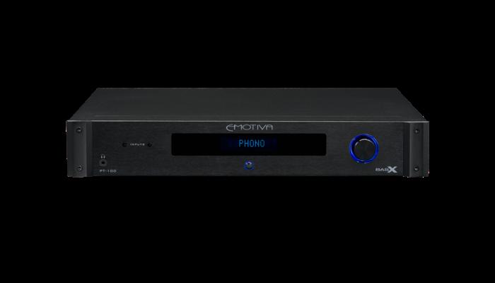 Emotiva PT-100 Stereo Voorversterker