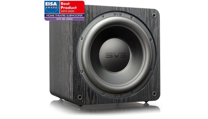 SVS SVS SB-3000  Tijdelijk met gratis Soundpath subwoofer isolation system
