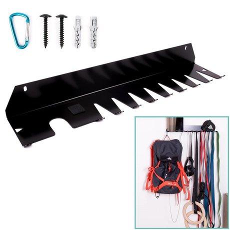 Gym storage rack