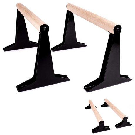 Wooden Parallettes