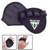 Neopren Griffpolster  / Griffpads für Klimmzüge, Hanteltraining und Gewichtheben