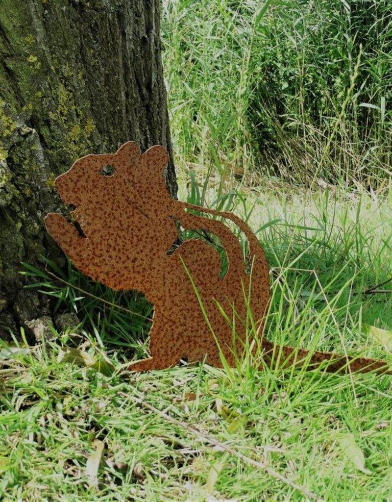 Cortenstaal Eekhoorn
