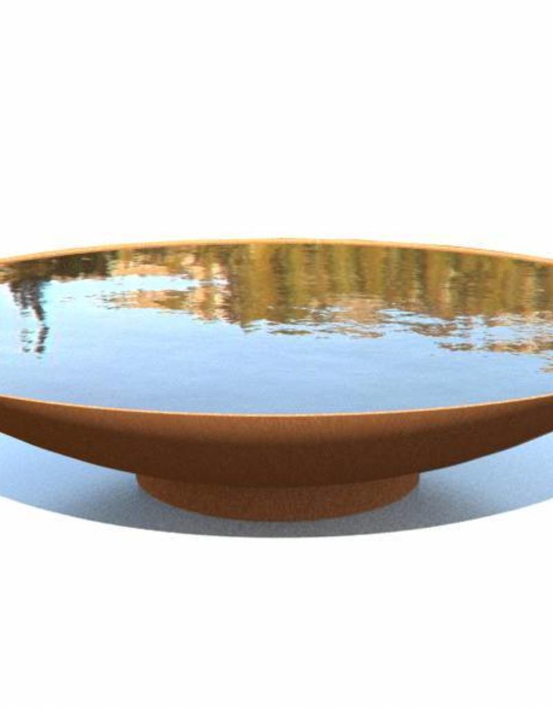 Cortenstaal waterschaal