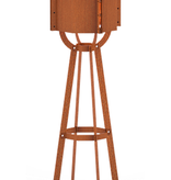 Cortenstaal lamp