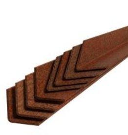 Cortenstaal Piketpalen/Pennen (25 st)