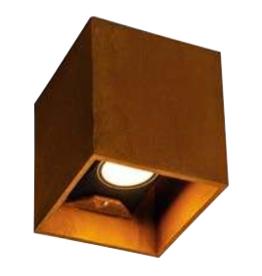 SLV Cortenstaal Uplighter Vierkant