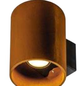 SLV Cortenstaal Uplighter Rond