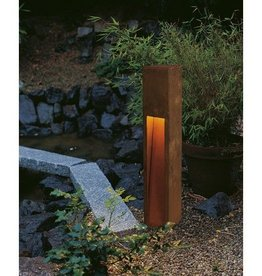 RUSTY SLOT 80 LED Cortenstaal 1xLED 3000K Incl Lichtbron