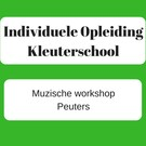 Muzische workshop Peuters - 15/01/2021