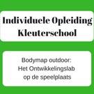 Bodymap outdoor:  Het Ontwikkelingslab op de speelplaats  - 22/01/2021