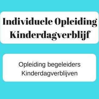 Opleiding begeleiders kinderdagverblijven - 19/03/2021