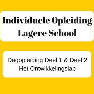 Dagopleiding deel 2 Ontwikkelingslab lagere school - ONLINE 20/04/2021