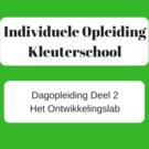 Deel 2 Ontwikkelingslab kleuterschool ONLINE 03/03/2021
