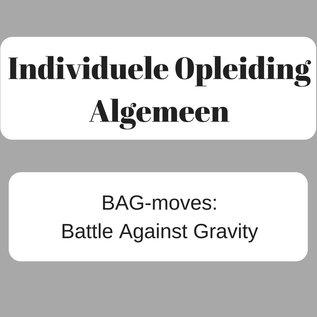 BAG-moves: Battle Against Gravity - 24/09/2021