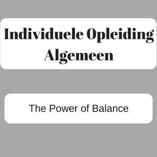 The Power of Balance - 22/10/2021
