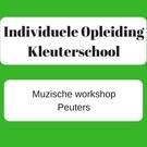 Muzische workshop Peuters - 9/06/2021