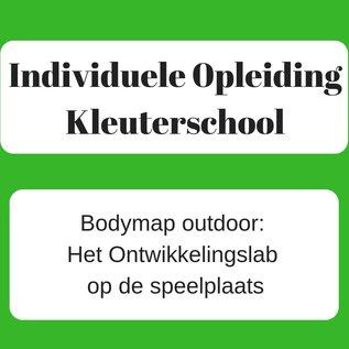 Bodymap outdoor:  Het Ontwikkelingslab op de speelplaats  - 29/10/2021