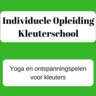 Yoga en ontspanningsspelen voor kleuters - 13/10/2021