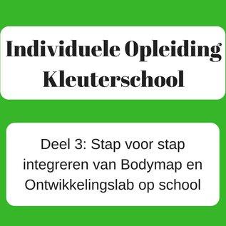 Deel 3 ONLINE: Stap voor stap integreren van Bodymap en Ontwikkelingslab op school ONLINE- 26/10/2021