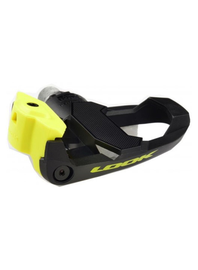 LOOK KEO Classic 3 Pedal IBD Special Black/Yellow
