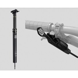 RockShox 1 Rockshox Reverb Stealth B1 1X Remote 31.6mm 150mm 440mm (LEFT/BELOW) 2000MM CONNECTAMAJIG Inc Bleed Kit and Matchmaker Mount.