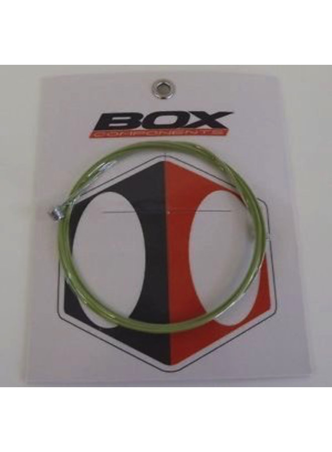 BOX Nano Brake Cable Green
