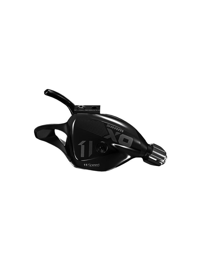 SRAM X01 11 Speed Shifter with Discrete Clamp Black