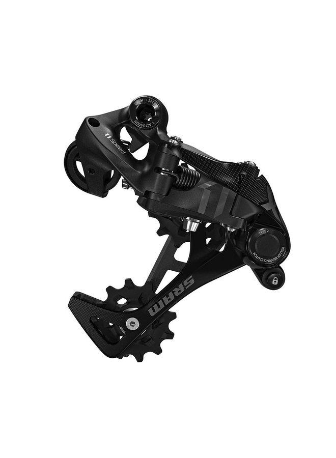 SRAM X01 Rear Mech 11 Speed Type 2.1 Black