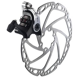 TRP TRP - Spyre - Mechanical 2 Piston Disc Brake Caliper - 160mm Mount & Rotor