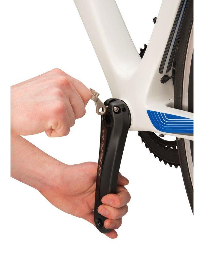 Park Tool BBT-10.2 Hollow Tech Adjusting Cap Tool Wingnut Style