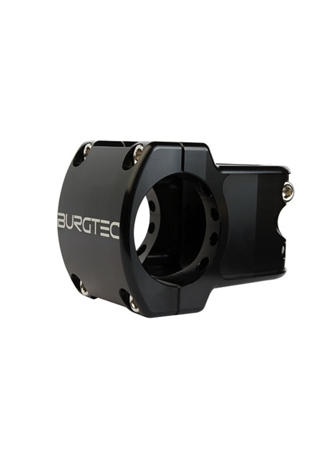 Burgtec Enduro MK2 Stem 35mm Clamp 35mm Black