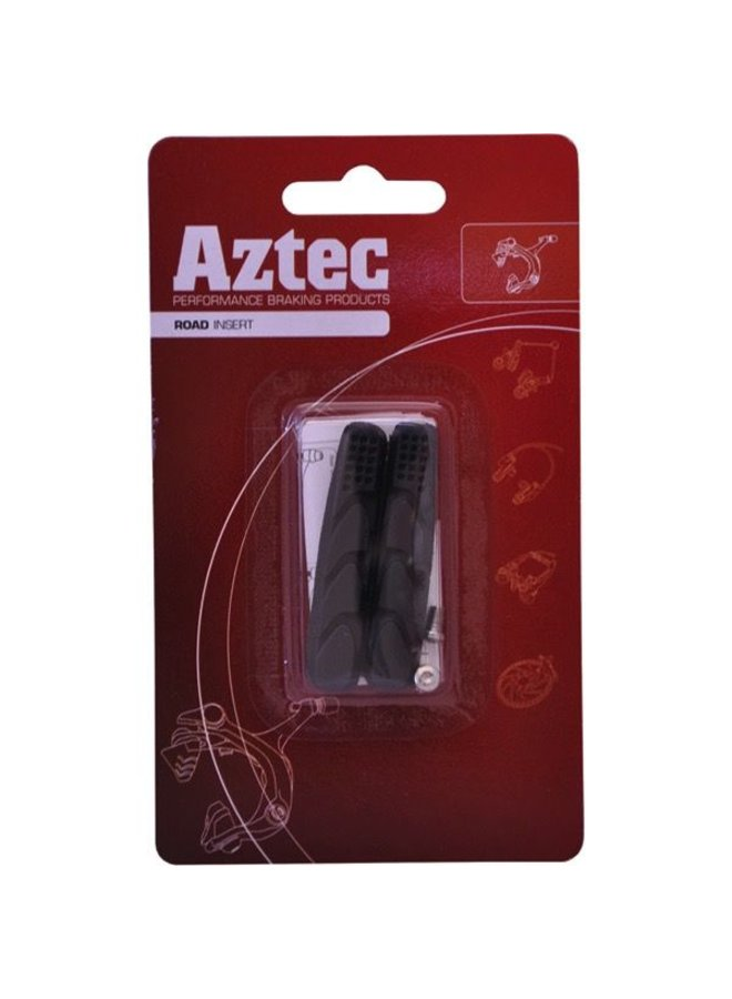 Aztec Road Insert Brake Blocks Shimano X1 Pair