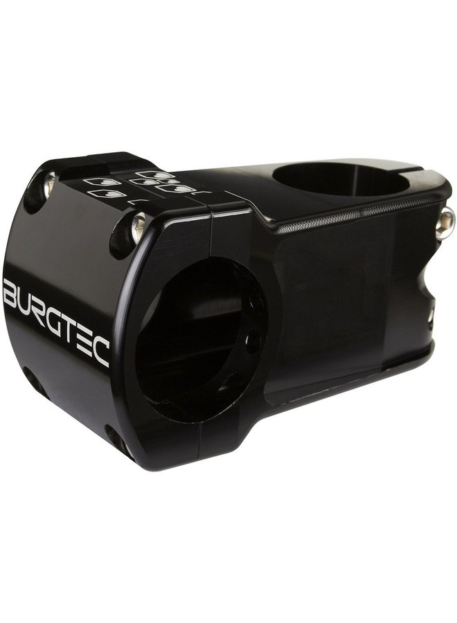 Burgtec Enduro MK2 Stem 31.8mm Clamp 50mm Black