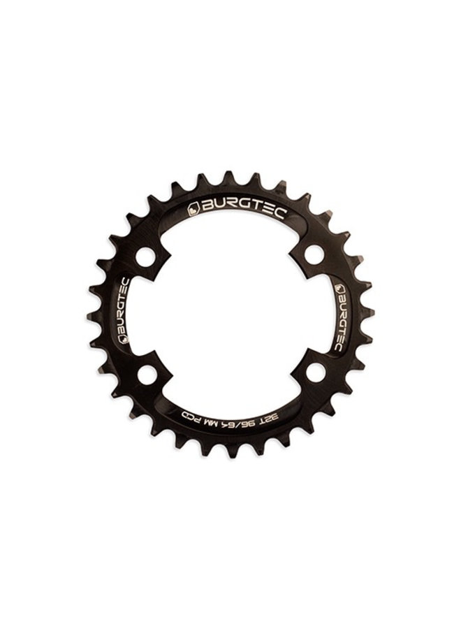 Burgtec Thick Thing Chainring 96/64mm PCD