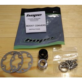 Hope Pro 4 148mm BOOST Hub Converter Kit