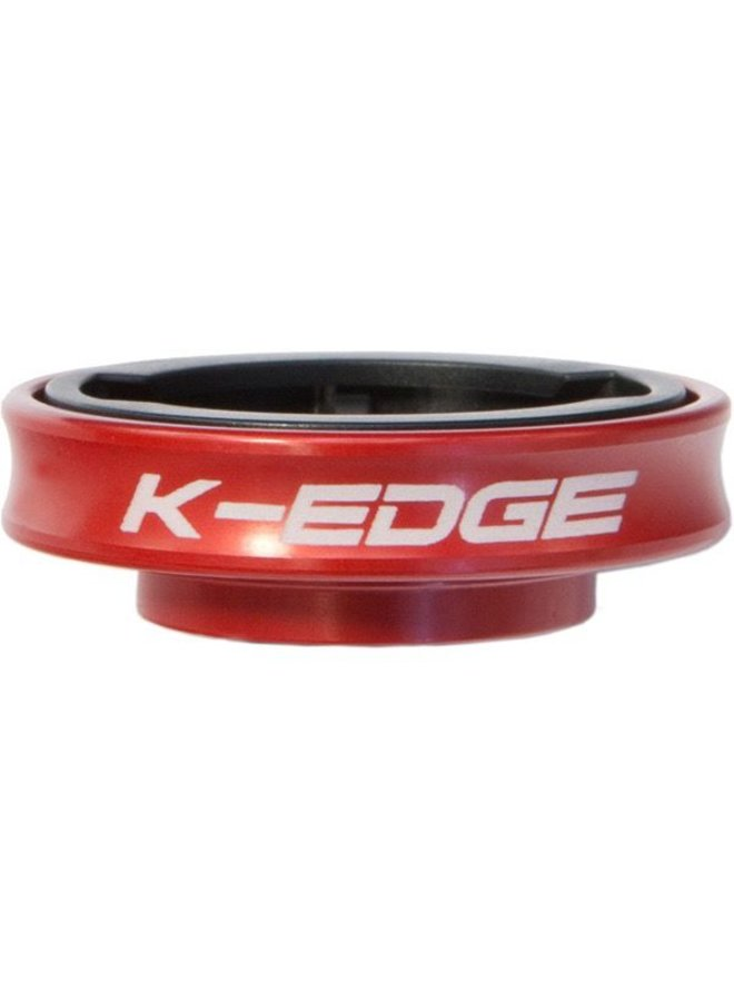 K-Edge Gravity Mount Step Cap For Garmin