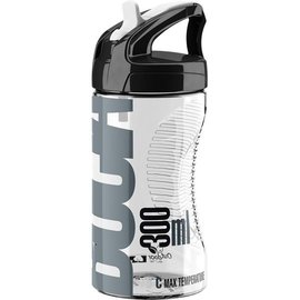 Elite Elite Bocia Tritan Kids Travel Bottle 300ml Clear Fits Ceo 66mm Cage