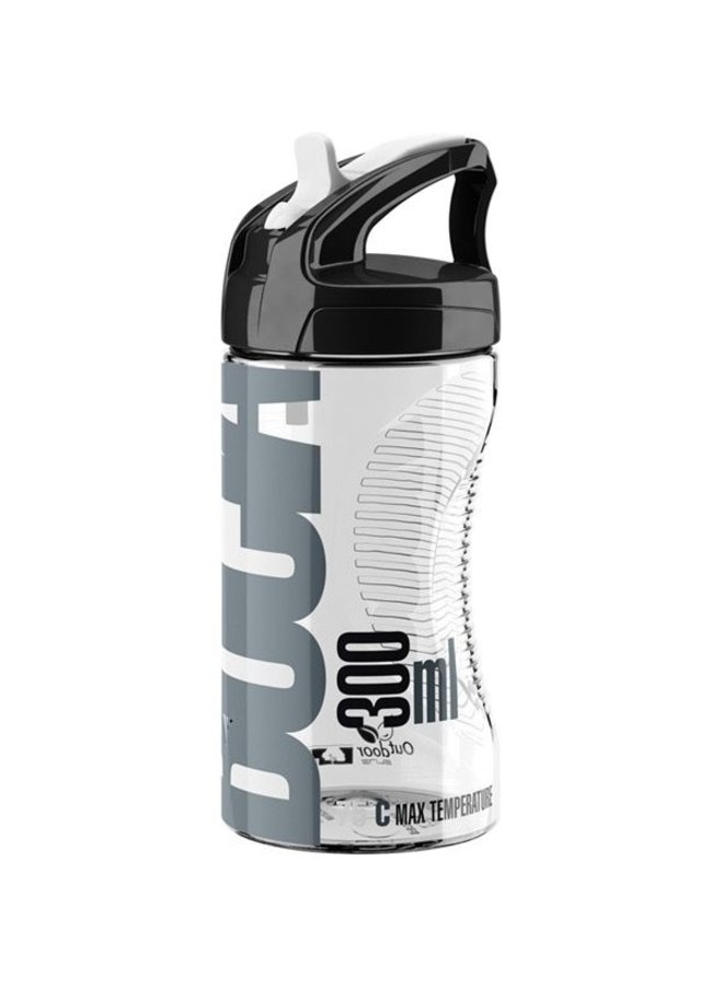 Elite Bocia Tritan Kids Travel Bottle 300ml Clear Fits Ceo 66mm Cage
