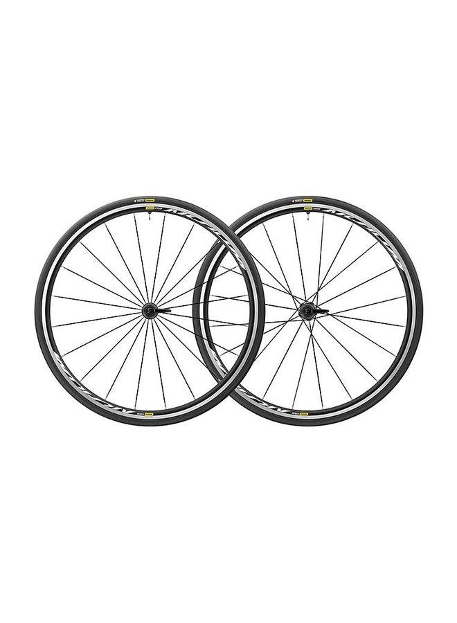 Mavic 2019 Aksium Elite Wheels UST 28c Pair