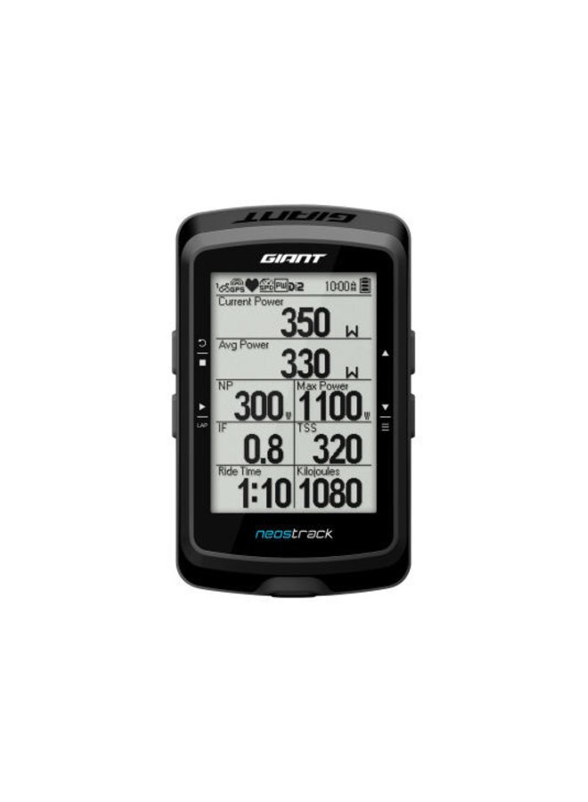 Giant Neos Track GPS Cycle Computer