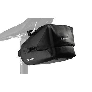 Giant Giant Waterproof Saddle Bag Black Large